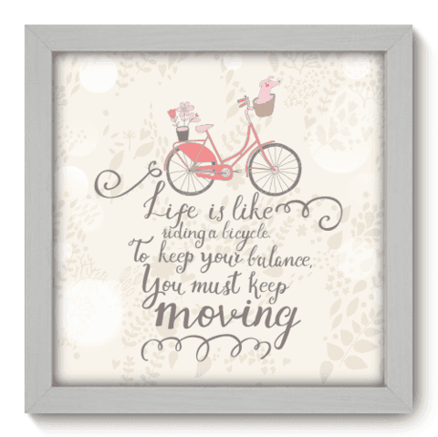 Quadro Decorativo - Bike - 016qdrb