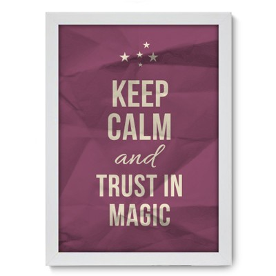 Poster Decorativo - Magic - 017pst