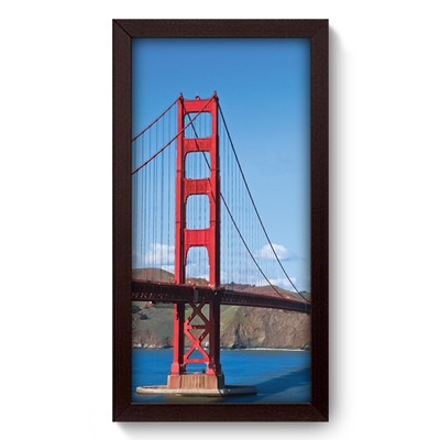 Quadro Decorativo - Golden Gate Bridge - 017qdmp