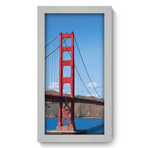 Quadro Decorativo - Golden Gate Bridge - 017qdmb