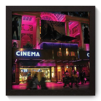 Quadro Decorativo - Cinema - 019qdhp