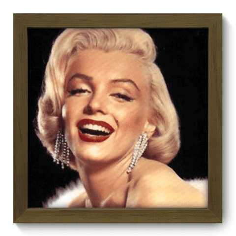 Quadro Decorativo - Marilyn Monroe - 020qdhm
