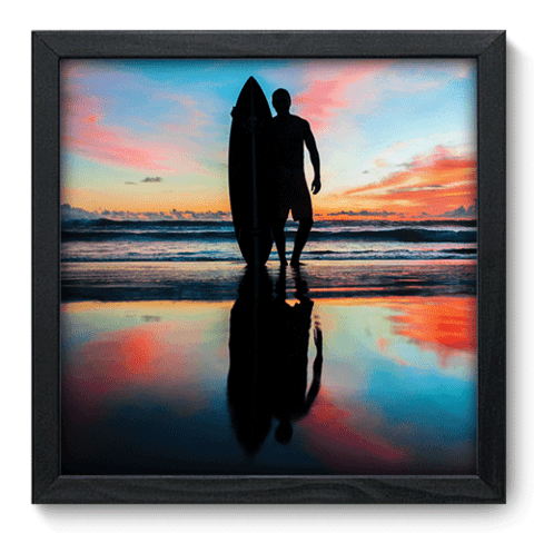 Quadro Decorativo - Surf - 023qdep