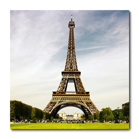 Placa Decorativa - Paris - 0269plmk
