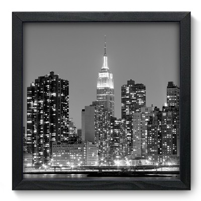 Quadro Decorativo - Empire State - 032qdmp