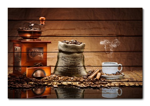 Placa Decorativa - Café - 0346plmk