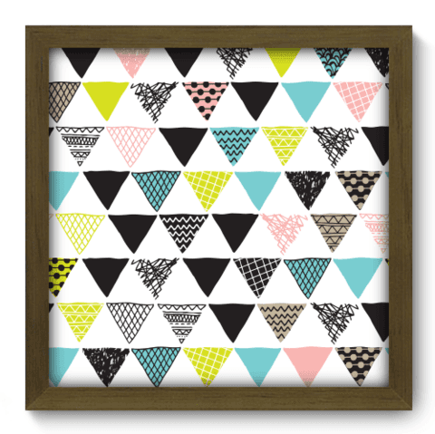 Quadro Decorativo - Estampas - 035qdam