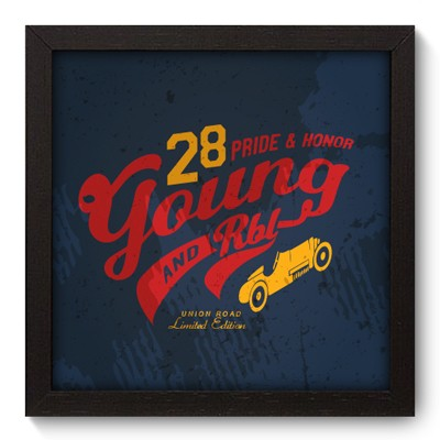 Quadro Decorativo - Young - 035qdvp