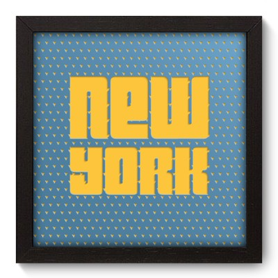 Quadro Decorativo - New York - 037qdmp