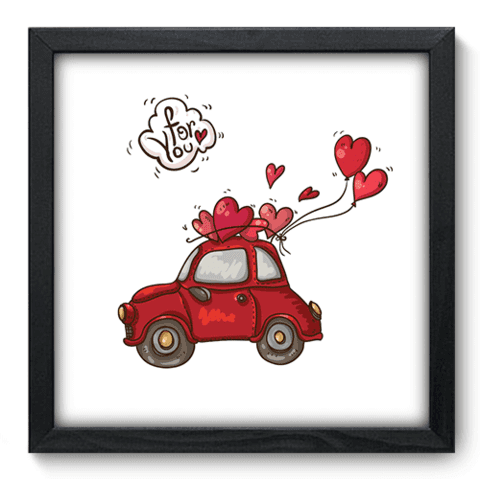 Quadro Decorativo - For You - 037qdop