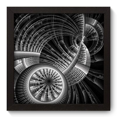 Quadro Decorativo - Illusion - 038qddp