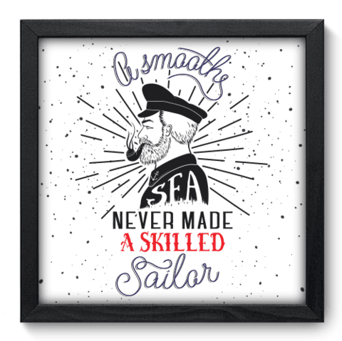 Quadro Decorativo - Sailor - 042qdrp