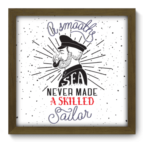 Quadro Decorativo - Sailor - 042qdrm
