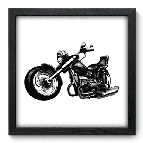 Quadro Decorativo - Chopper - 046qddp