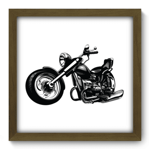 Quadro Decorativo - Chopper - 046qddm