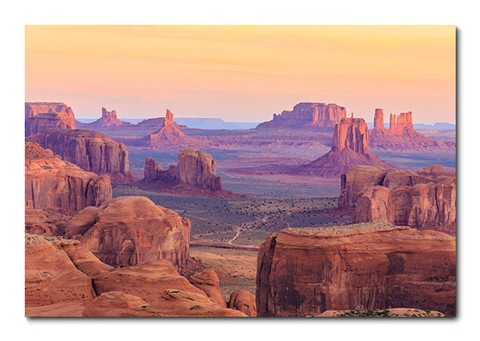 Placa Decorativa - Grand Canyon - 0476plmk