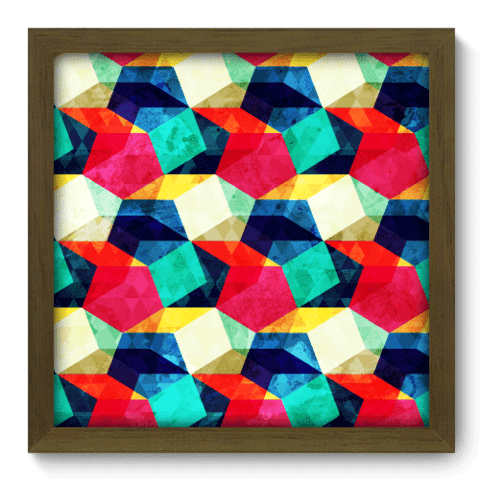 Quadro Decorativo - Abstrato - 053qdam