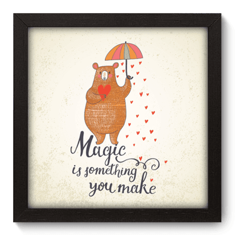 Quadro Decorativo - Magic - 053qdrp