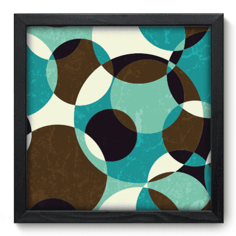 Quadro Decorativo - Abstrato - 054qdap