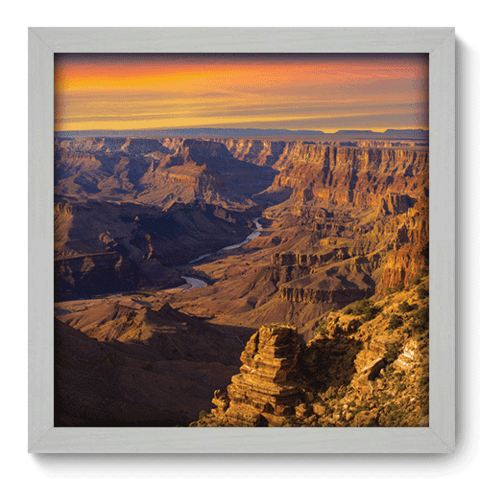 Quadro Decorativo - Grand Canyon - 054qdmb