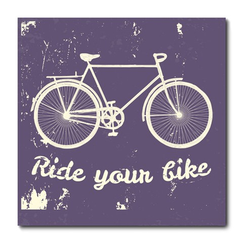 Placa Decorativa - Bicicleta - 0558plmk