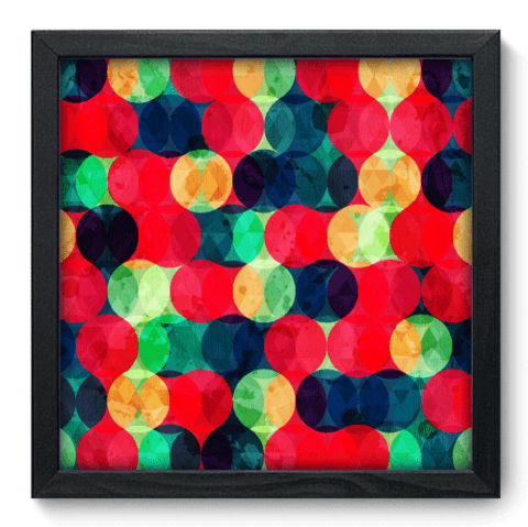 Quadro Decorativo - Abstrato - 055qdap