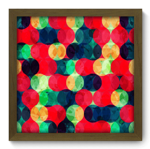 Quadro Decorativo - Abstrato - 055qdam