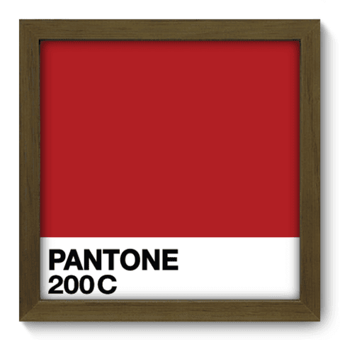 Quadro Decorativo - Escala de Cores - 055qddm