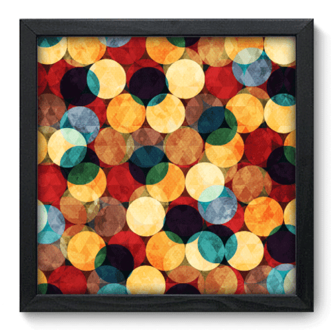 Quadro Decorativo - Abstrato - 056qdap