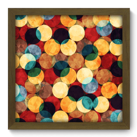Quadro Decorativo - Abstrato - 056qdam