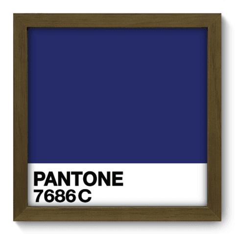 Quadro Decorativo - Escala de Cores - 056qddm