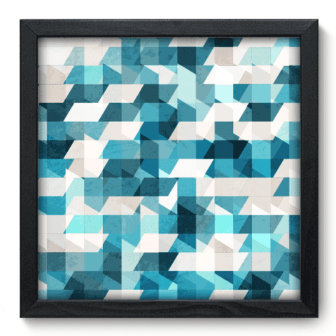 Quadro Decorativo - Abstrato - 057qdap