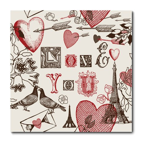 Placa Decorativa - Love  - 0597plmk