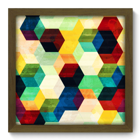 Quadro Decorativo - Abstrato - 059qdam