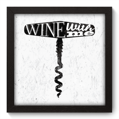 Quadro Decorativo - Wine - 060qdcp