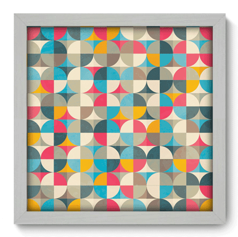 Quadro Decorativo - Abstrato - 067qdab