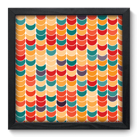 Quadro Decorativo - Abstrato - 070qdap