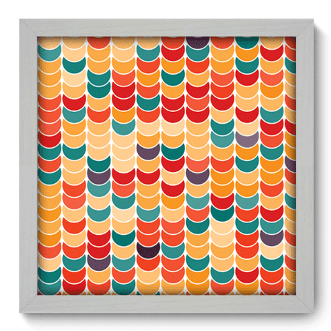 Quadro Decorativo - Abstrato - 070qdab