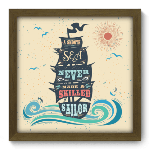 Quadro Decorativo - Sailor - 072qdrm
