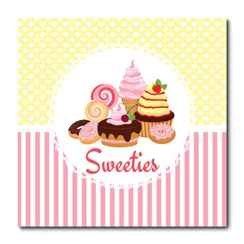 Placa Decorativa - Sweets - 0771plmk