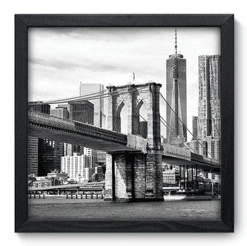 Quadro Decorativo - New York - 079qdmp
