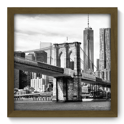 Quadro Decorativo - New York - 079qdmm