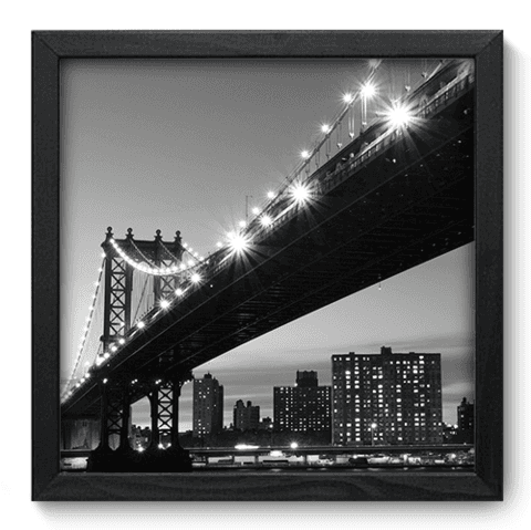 Quadro Decorativo - New York - 081qdmp