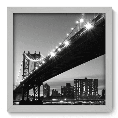 Quadro Decorativo - New York - 081qdmb