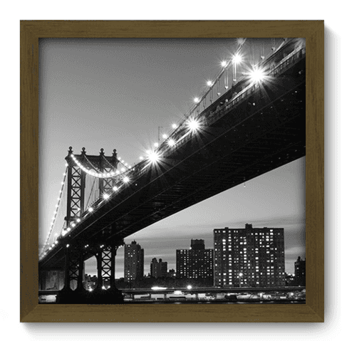 Quadro Decorativo - New York - 081qdmm