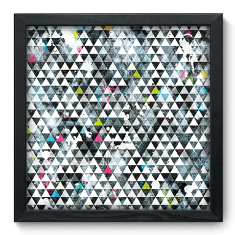 Quadro Decorativo - Abstrato - 084qdap