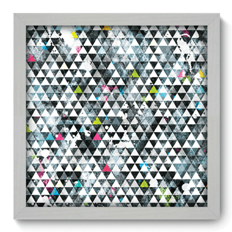 Quadro Decorativo - Abstrato - 084qdab