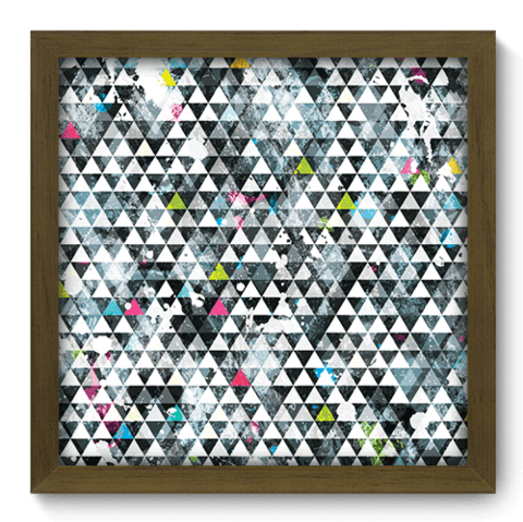 Quadro Decorativo - Abstrato - 084qdam