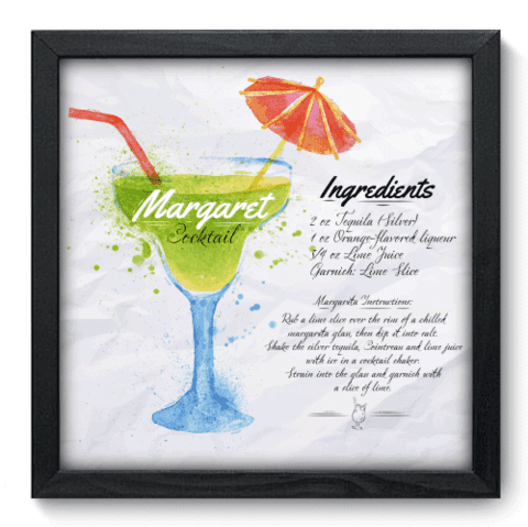 Quadro Decorativo - Margaret - 085qdcp