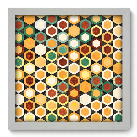 Quadro Decorativo - Abstrato - 086qdab